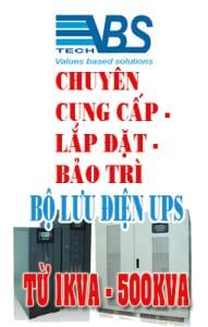cung cấp UPS từ 1kva-500kva