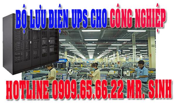 Bộ lưu điện cho công nghiệp