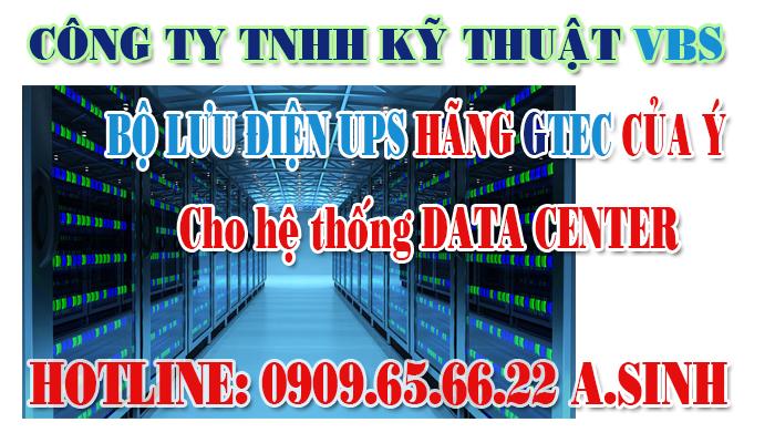 Bộ lưu điện cho datacenter