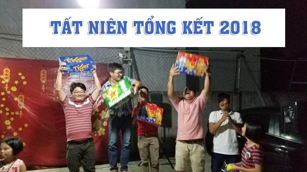 Tiệc Tất niên Tổng kết Năm 2018